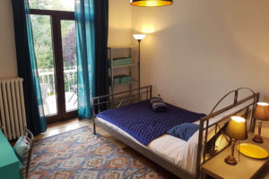 Zimmer in Ferienwohnung A.11 in Bremen