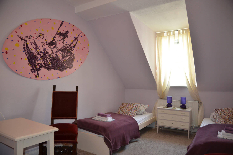 Zimmer in Ferienwohnung A.73 und Gästehaus Bremen